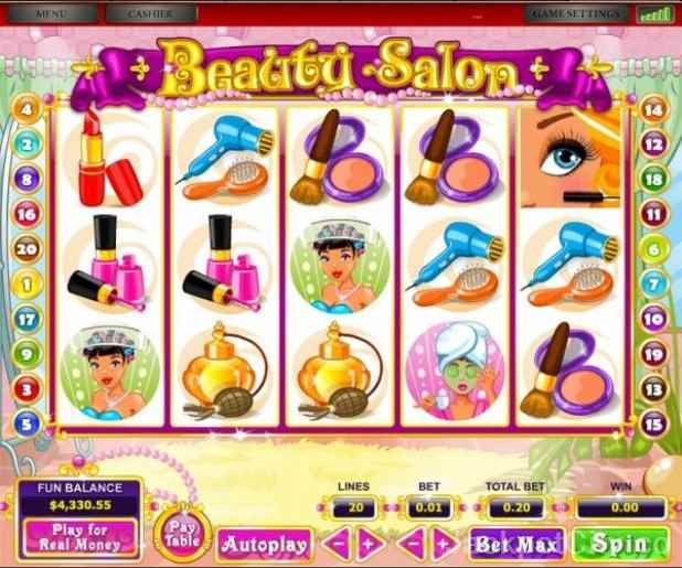 Spilleautomater Cashpot