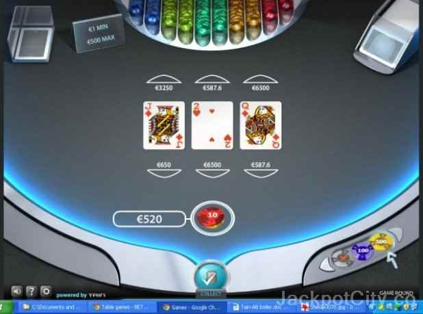 20p roulette game