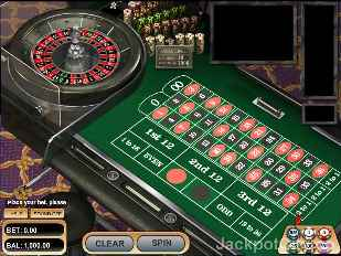 American VIP Roulette betsoft