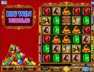 Da Vinci Diamonds - Dual Play igt