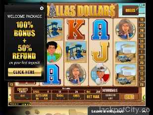 Dallas Dollars Slots isb