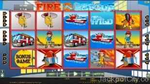 Fire Rescue Slots world match