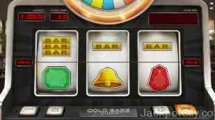 Gold Bars Nudge Slot cayetano
