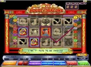 House of Dragons Slots microgaming