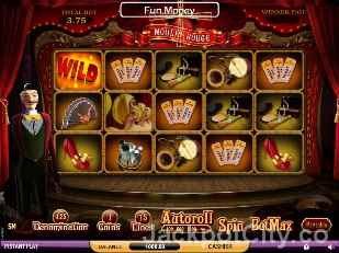 Moulin Rouge skillonnet