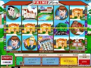 Prime Property Slots microgaming