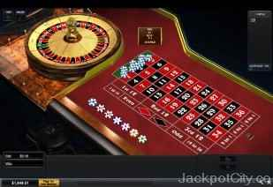 Roulette Premium Series American playtech