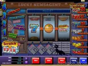 Scratch 'n' Spin Slots microgaming