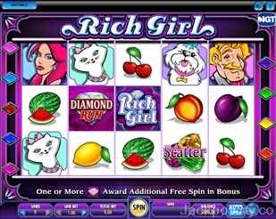 She's a Rich Girl Slot igt