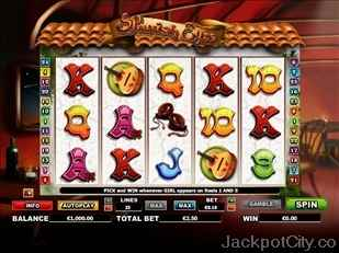 Spanish Eyes Slot nextgen