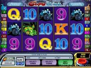 Supe It Up! Slots microgaming
