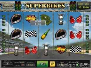 Superbikes world match