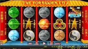 The Forbidden City Slot world match
