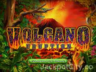 Volcano Eruption nextgen