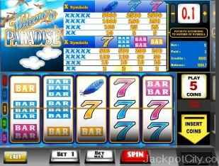 Welcome to Paradise Slots isb