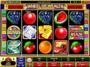 Wheel of Wealth Special Edition Slots microgaming
