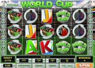 World Cup Slots isb
