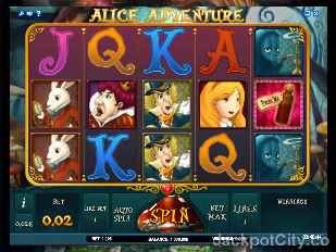 Alice Adventure isb