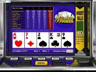 Bonus Poker betsoft