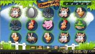 Country Life Slot world match