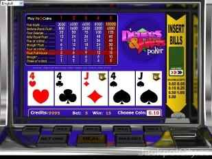 Deuces and Jokers Poker betsoft