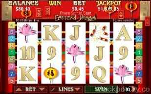 Eastern Dragon Jackpot Slot nextgen