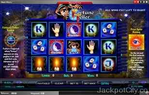 Fortune Teller Slots chartwell