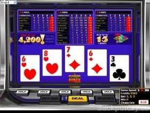 Joker Pyramid Poker betsoft