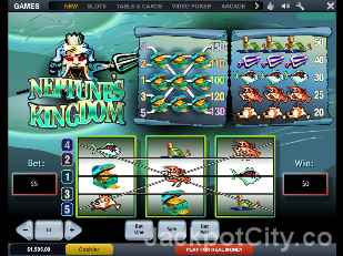 Neptunes Kingdom playtech