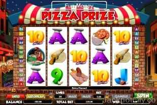 Pizza Prize Slot nextgen