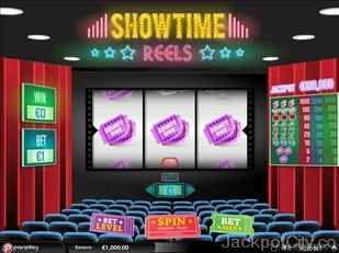 Showtime Reels Slot pariplay