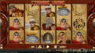 Striking Viking Slot world match