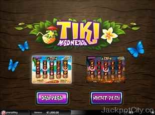 Tiki Madness pariplay